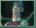 Secundo, l'hologramme de Jade.