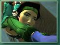 Après une course poursuite, Jade s'en sort de justesse.