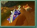 Course d'hovercrafts