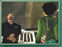 Jade rencontre Monsieur de Castellac.