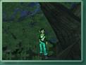 Il est possible de grimper sur l'arbre du phare